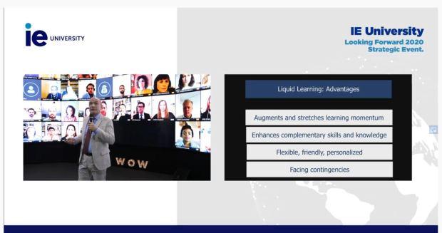 IE Business School setzt auf Liquid Learning   1