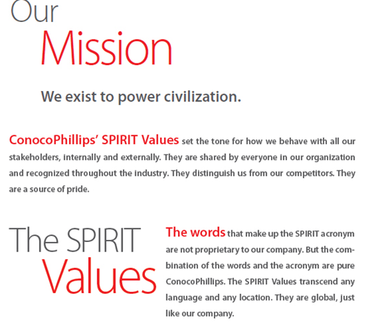 vision and mission statement of pepsi Our distinct purpose and our operational expertise across our business model will help realise our vision to  uk modern slavery act transparency statement.