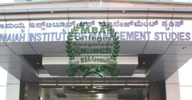 Ramaiah Institute of Management Sciences