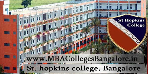 St. Hopkins College Bangalore