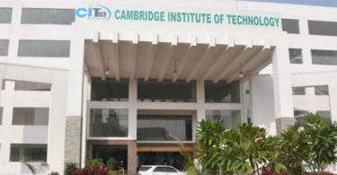 Cambridge Institute of Technology Bangalore