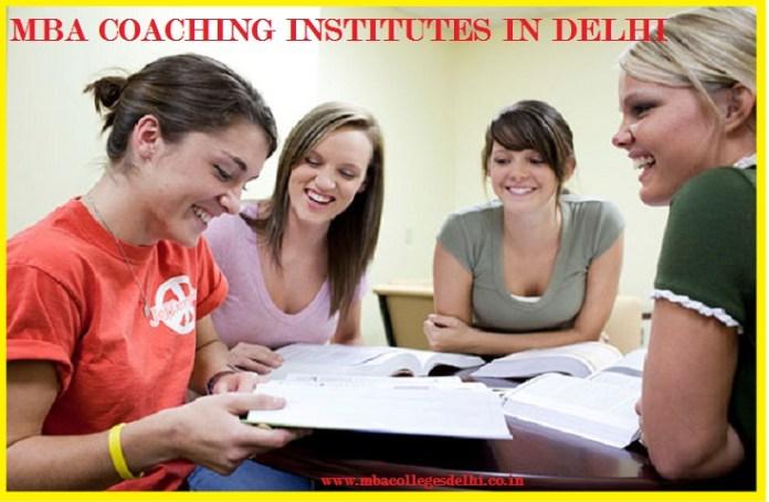 MBA Coaching Institutes Delhi