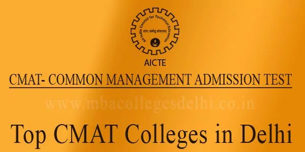 Top CMAT Colleges in Delhi