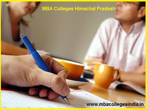 MBA Colleges Himachal Pradesh