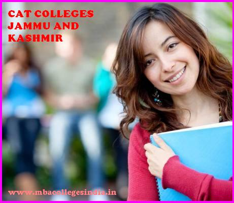 CAT colleges Jammu Kashmir