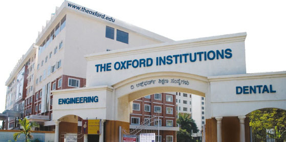 Oxford Dental College Direct Admission
