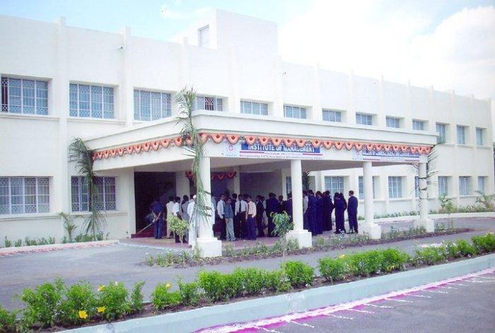 S.V.P.M.s Institute of Management