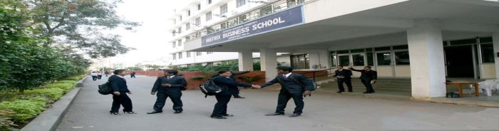 MSMS - Matrix School of Management Studies