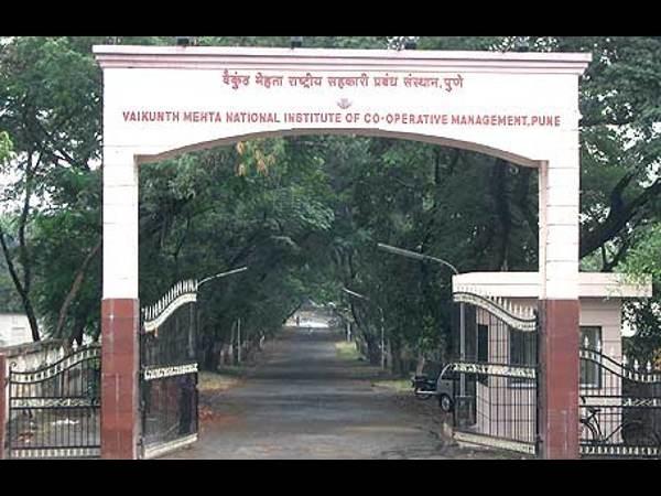 Vaikunth Mehta National Institute of Cooperative Management