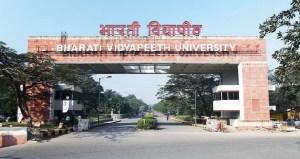 Bharati Vidyapeeth University Pune MBA