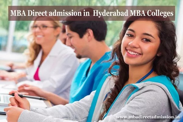 MBA Direct Admission in Hyderabad