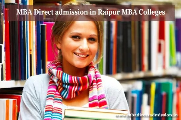 MBA Direct Admission in Raipur