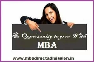 Direct MBA Admission Noida Without Entrance Exam