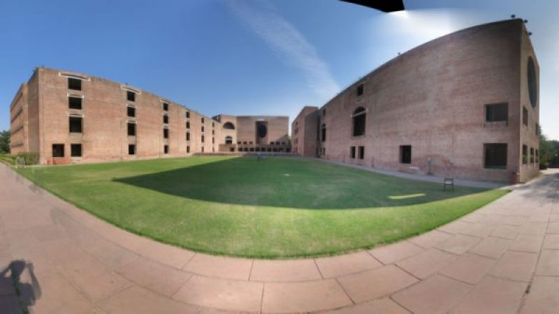 IIM Ahmedabad Through Magical Lens