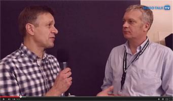 Musotalk TV Interview mit Markus Bertram auf der SAE Alumni