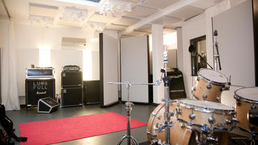 Tracking room - View 1
