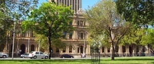 Torrens University is located in the Torrens Building, Adelaide. The building is one of the State's most notable surviving purpose-built Government office buildings and was completed in 1881.