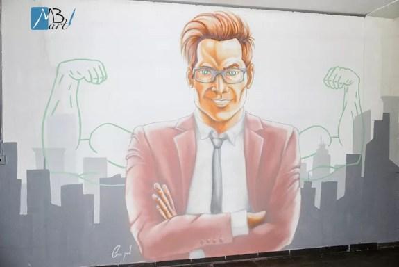 ציורי קיר למשרדים