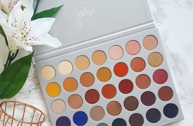 Jaclyn Hill X Morphe Palette