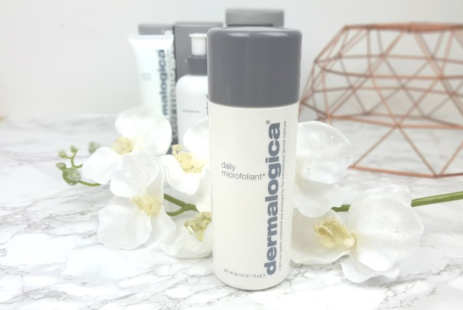 Dermalogica Daily Microfoliant Unboxing Blogger Club
