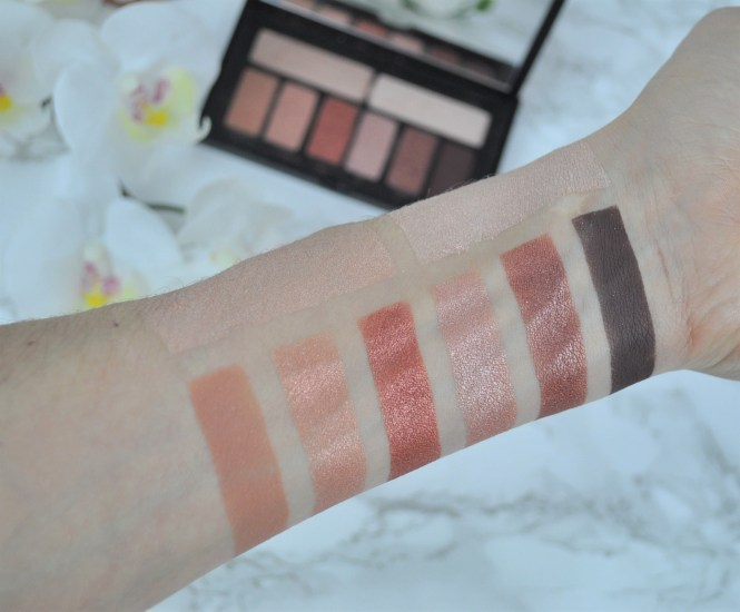 Smashbox Cover Shot Eye Palette Petal Metal REVIEW
