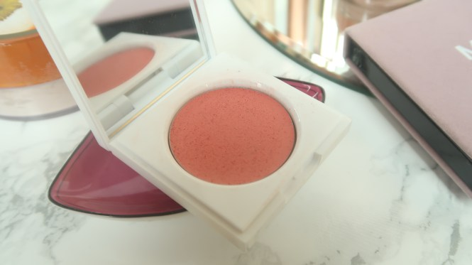 Honest Beauty Creme Blush Peony Pink