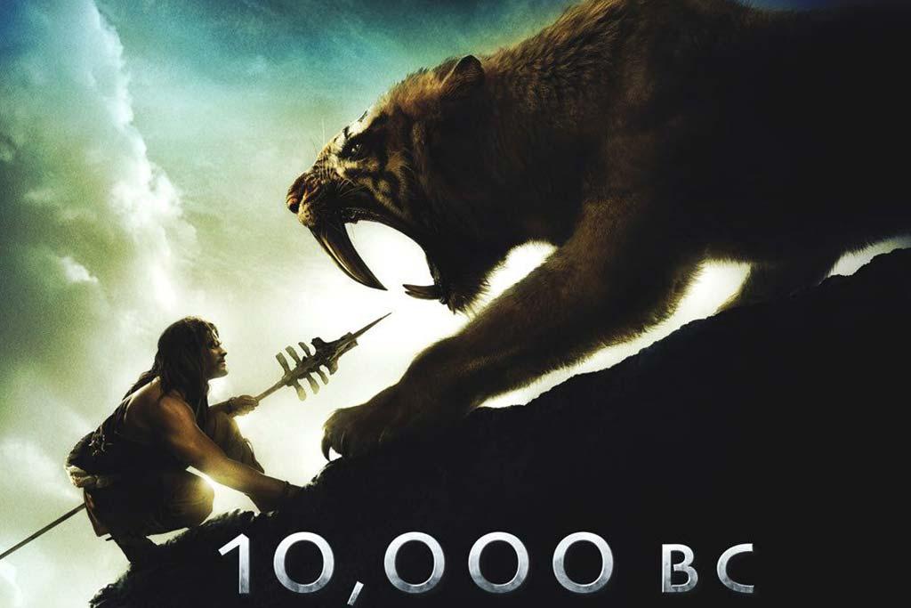 10 000 BC