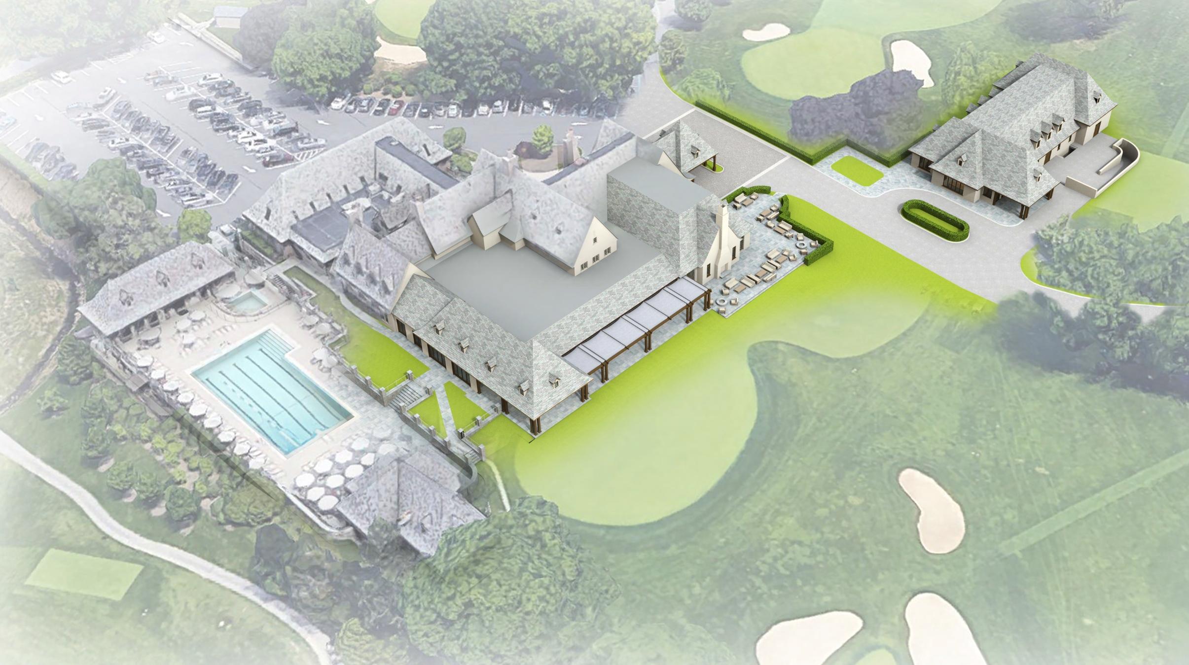 Murphy Brothers Contracting - Quaker Ridge Golf Club 1