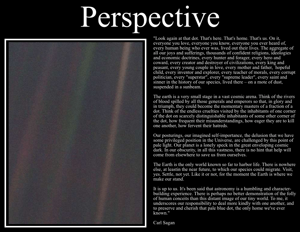 perspective motivational poster