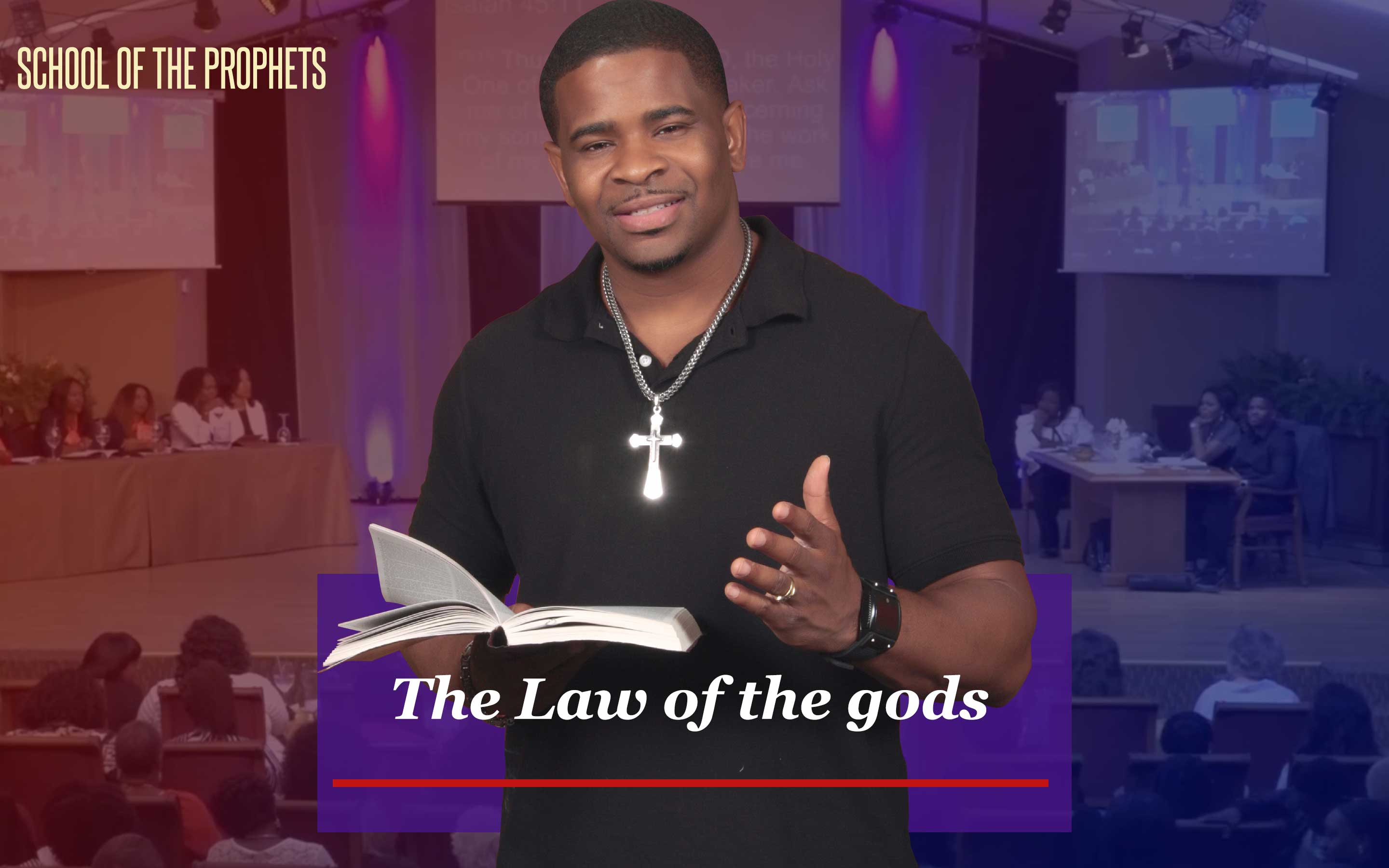 SOP The Law of the gods