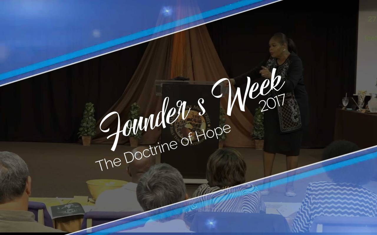The Doctrine of Hope