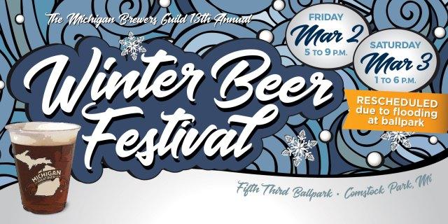 2018 Michigan Winter Beer Festival Beer List | The Mash