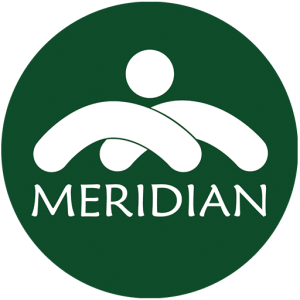Logo for Meridian Behavioral Healthcare, Inc. - a Mental Health Provider in Gainesville, FL