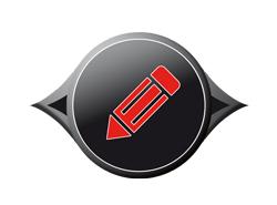 Symbol für schriftliches Inkasso