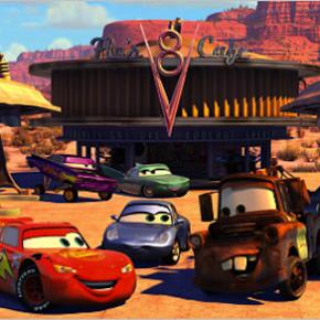 The Gospel According to Pixar: Cars