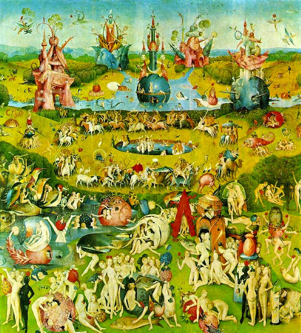 Hieronymus bosch animal altruism and bottom up morality for Bosco el jardin de las delicias