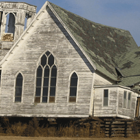 Death and Resurrection in Church Planting. And Life.