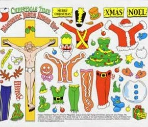 Christ Was Never In Christmas