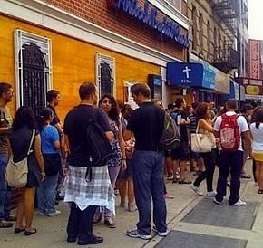 Harlem's Church Tourism