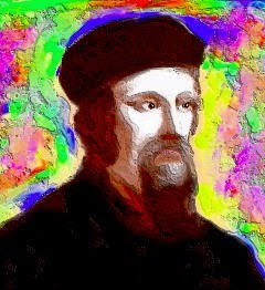 Luther didn't start the fire: Jan Hus (1369-1415)