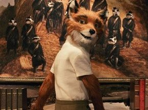 Monday Tidbits: Mr. Fox, The Hill and Wood, Kerouac on Brothers K