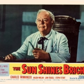 From Irvin S. Cobb & John Ford: Judge Priest Preaching in The Sun Shines Bright