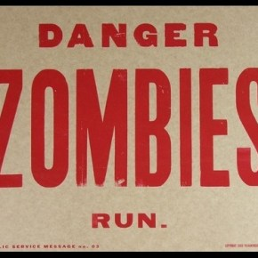 Do You Have A Zombie Plan? Part VI