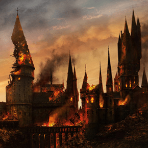 The Seven Sacraments of Harry Potter, Part 7: The Deathly Hallows