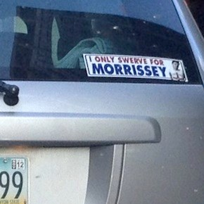 All of the Rumors Keeping Me Grounded: Morrissey Comes Clean