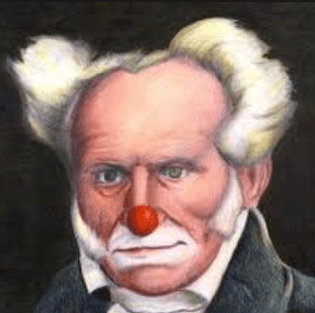 When Schopenhauer Met Osteen
