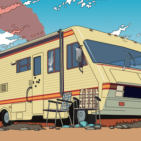 The Frightening Moral Logic of Breaking Bad