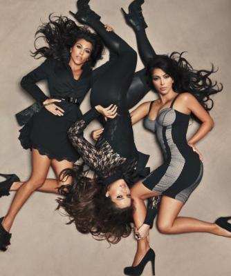 154149-the-kardashian-sisters-pose-for-promoting-their-clothing-line-the-kard