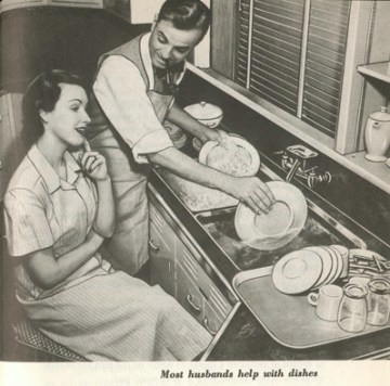 man-doing-dishes
