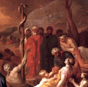 Bible Tuesdays: The Serpent in the Wilderness